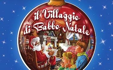 Casa Di Babbo Natale Piemonte.Il Villaggio Di Babbo Natale A Rivoli