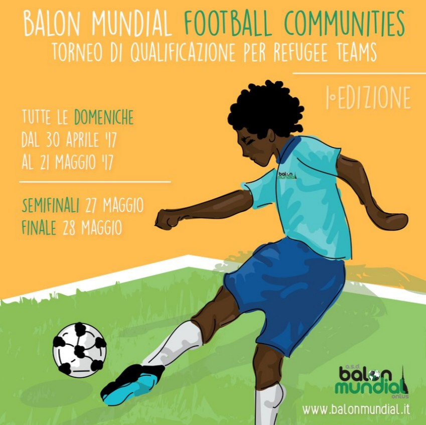 Accoglienza e inclusione con Football Communities