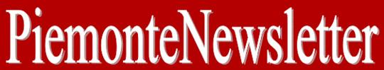 Piemonte Newsletter