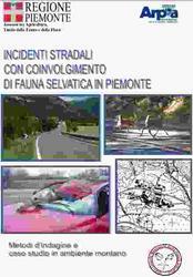 Incidenti stradali con coinvolgimento di fauna selvatica