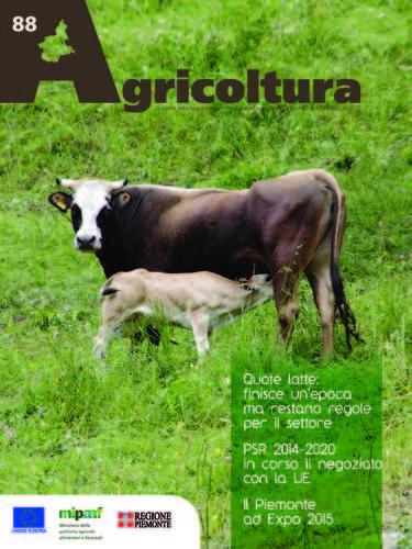 QUADERNI AGRICOLTURA N.88
