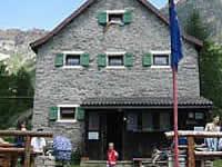 rifugio Castiglioni