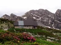 rifugio Garelli