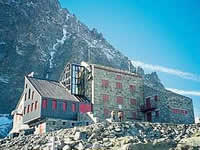 rifugio Quintino Sella
