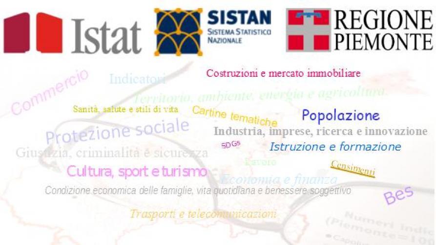 I Numeri Del Piemonte Annuario Statistico Regionale Regione Piemonte