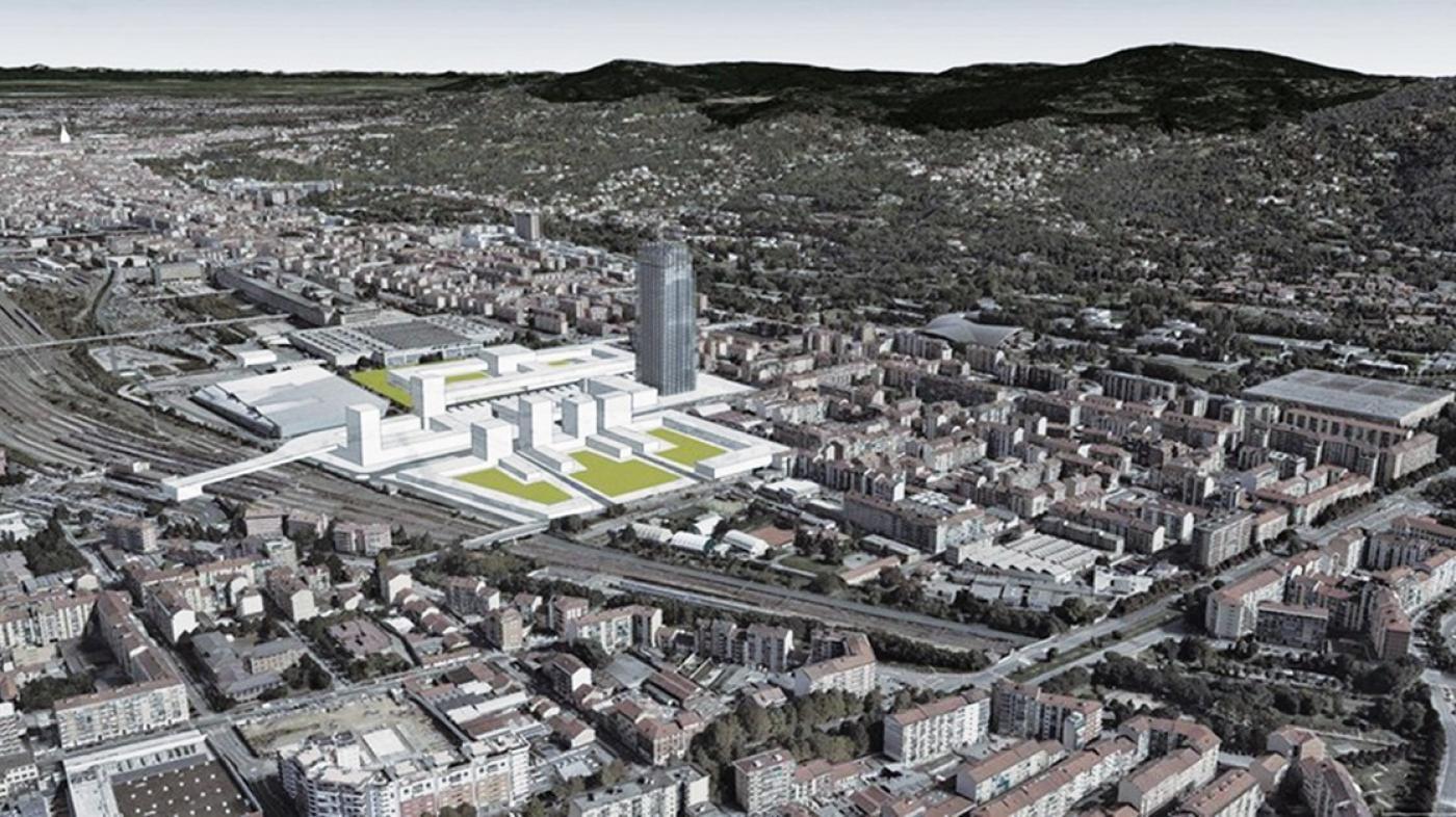 Lavoro Per Architetti Torino parco della salute, della ricerca e dell'innovazione di